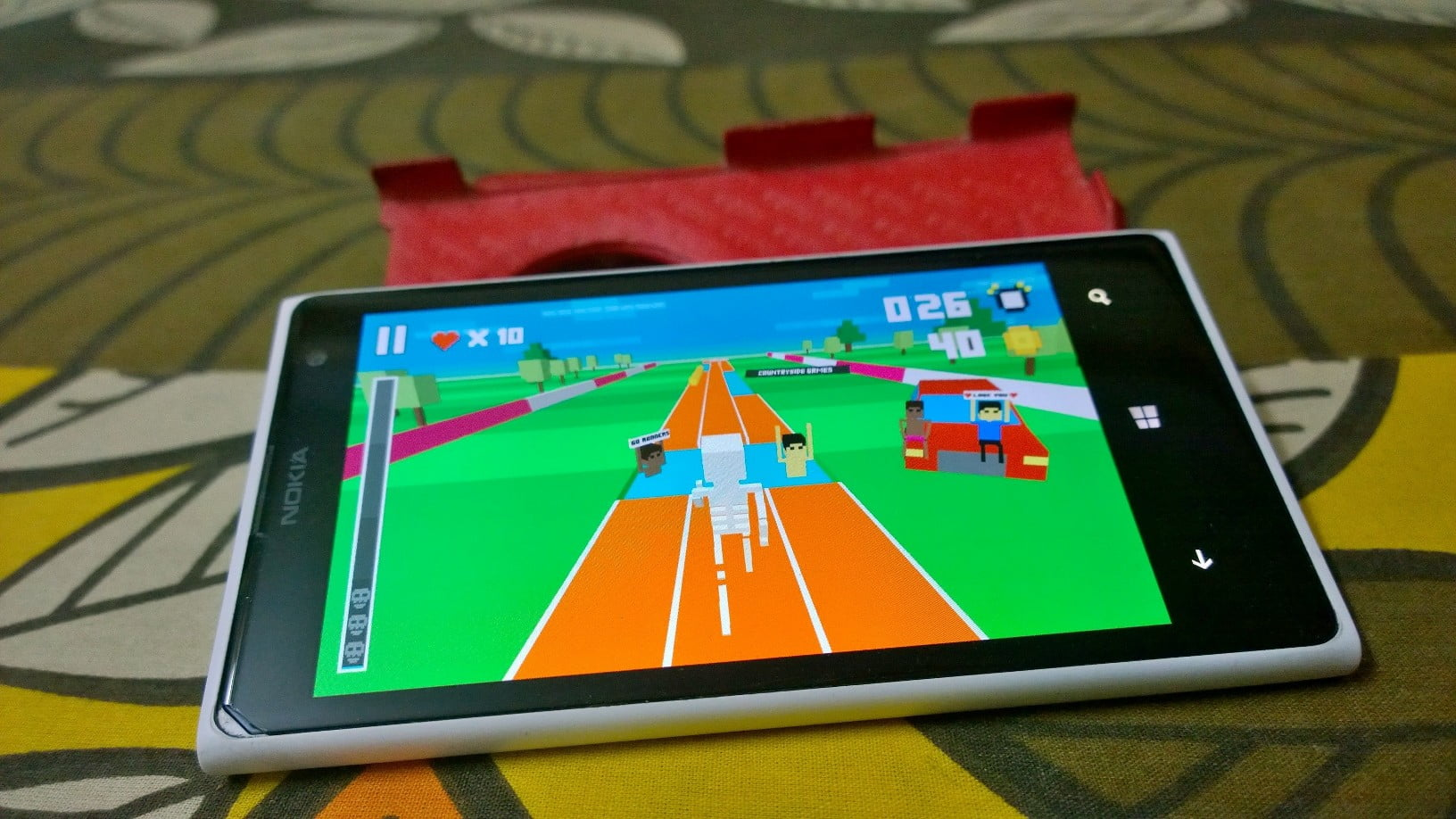 Best of 8-bit Games on Windows Phone