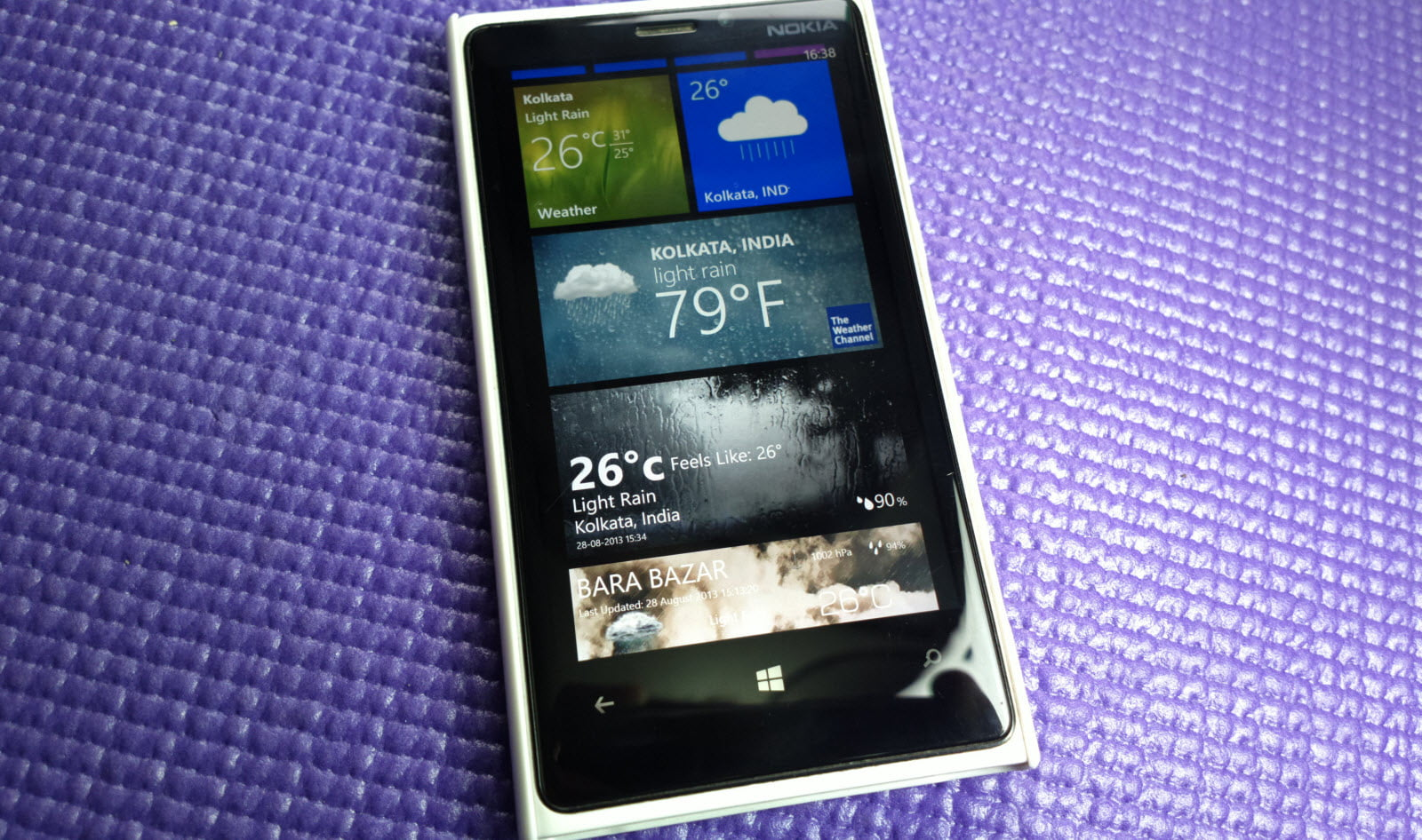 Best Weather Apps for Windows Phone