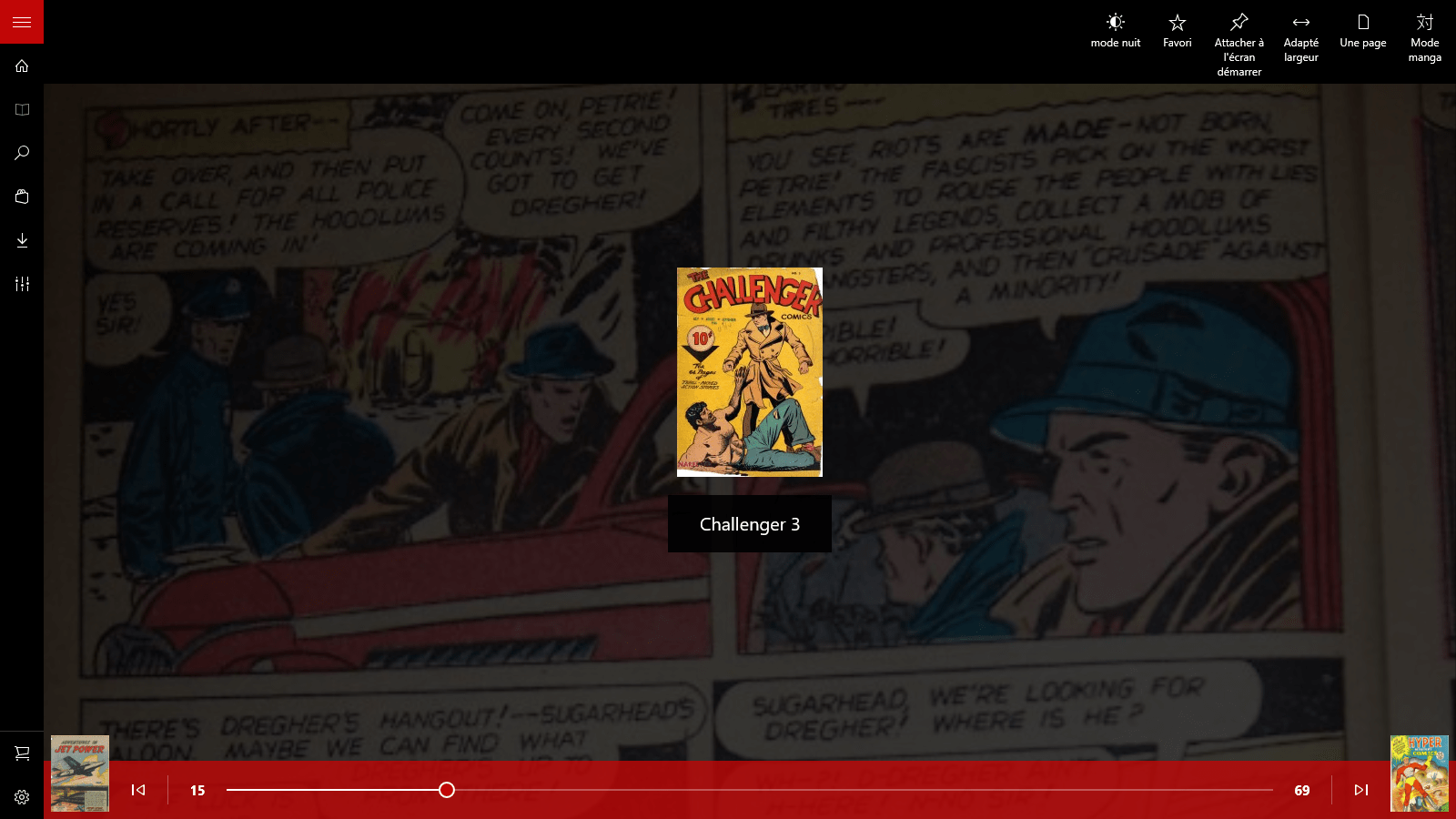 Cover Comic Reader is Now a Universal App for Windows 10 PC