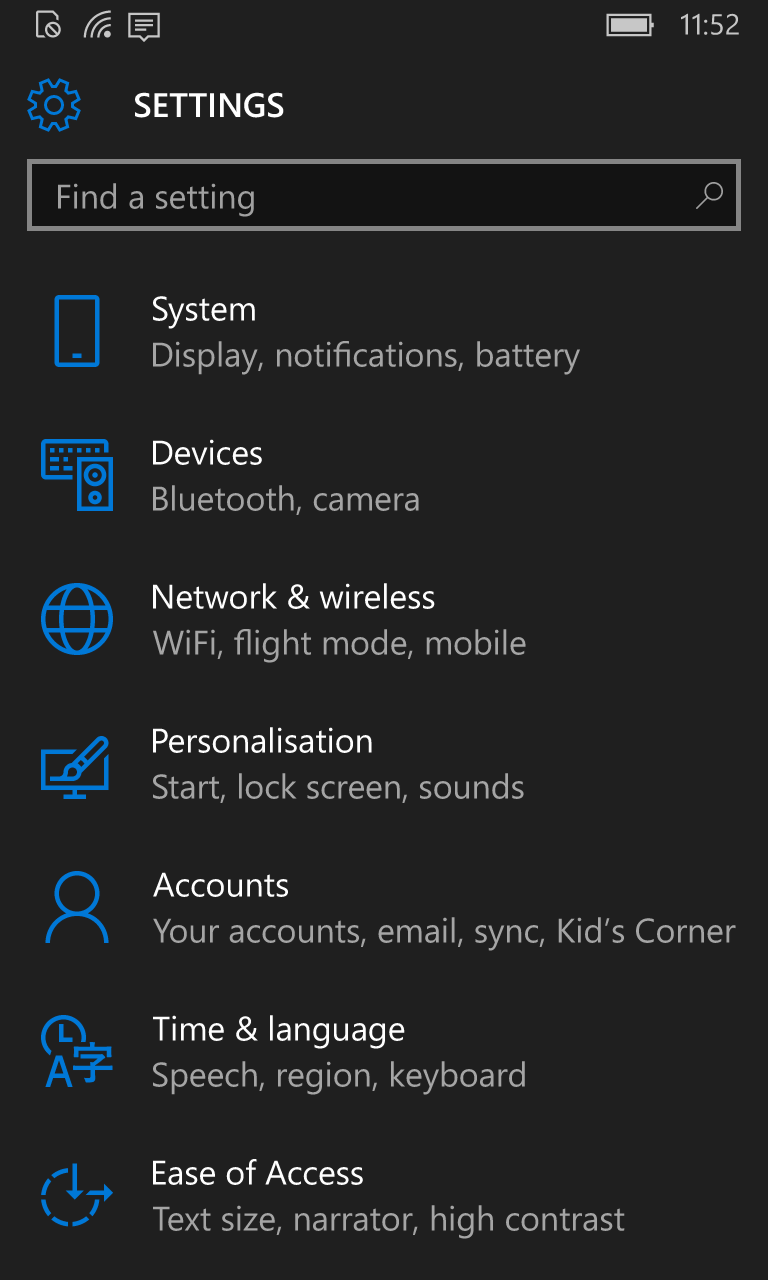 How to Hard and Soft Reset Windows 10 Mobile