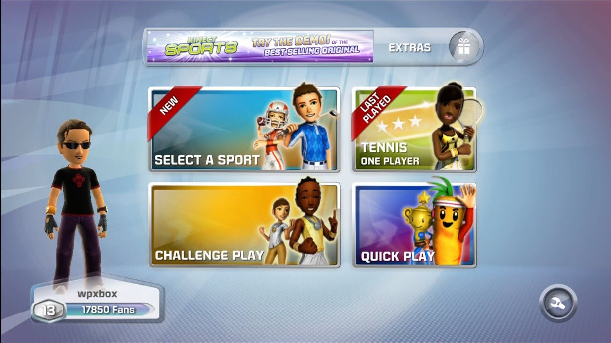 What's new in Kinect Sports Season 2 ( vs Sports 1 )