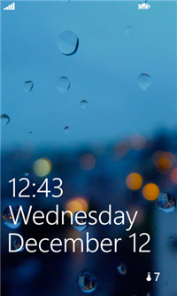 Windows Phone - How add the weather on the lock screen - YouTube | 333x200