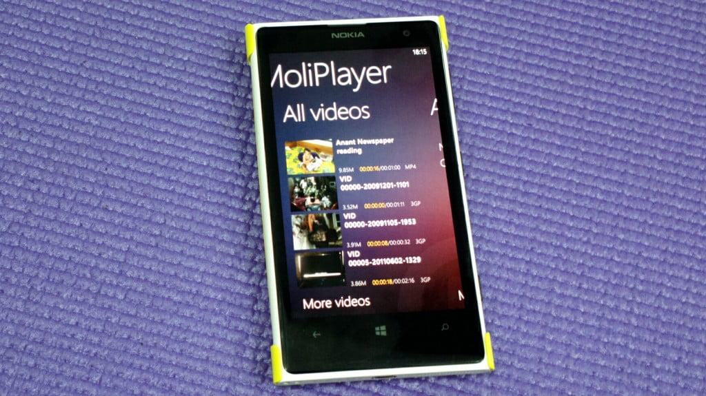 Best Video Players for Windows Phone Windows 10 Mobile