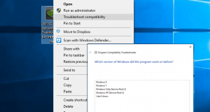 How to install incompatible drivers on Windows 10