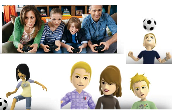 XBox Live Family